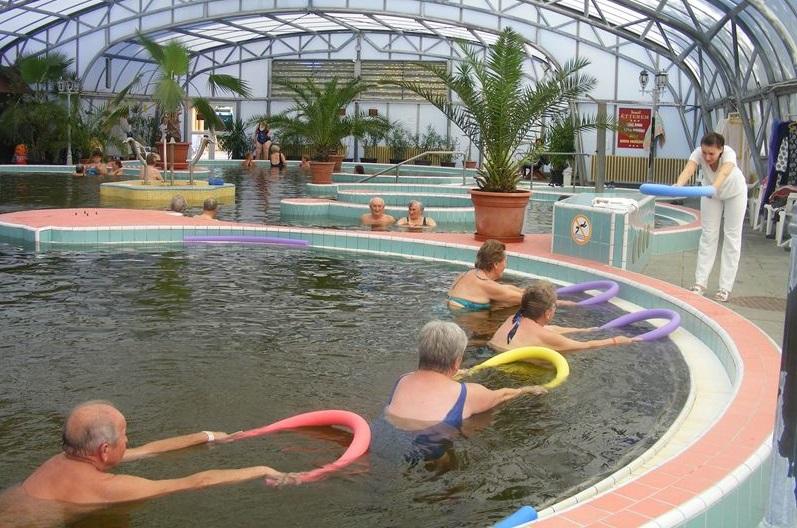 Támogatott fürdőgyógyászati ellátások